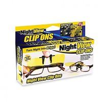 Антибликовые насадки Night View Clip Ons