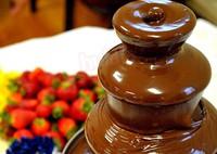 Шоколадный фонтан 31см