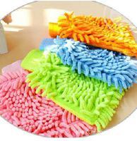 Варежка для уборки из микрофибры Super Mitt (Супер Митт)