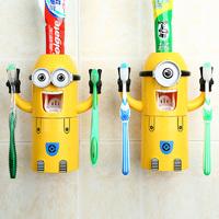"""Дозатор зубной пасты с держателем """"Миньон"""""""