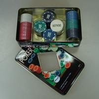 Набор для покера 20-15см