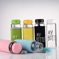 "Моя бутылка ""My Bottle"" в чехле"