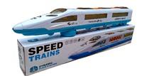 Скоростной поезд Speed Trans Emu138 (звук, свет)