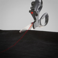 Ножницы с лазерным прицелом