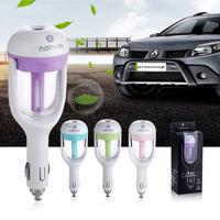 Освежитель и увлажнитель воздуха в автомобиль