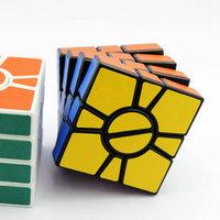 Головоломка куб черный QJ Super Square One