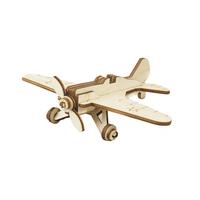 """Конструктор """"Военный самолет И-16"""""""