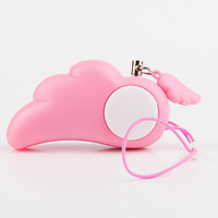 Мини сигнализация розовое крыло.