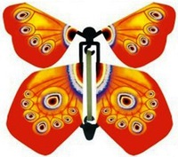 """Летающая бабочка """"Magic Flyer"""" - сюрприз"""