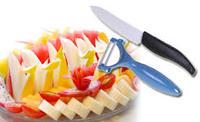 Керамический нож и овощечистка Ceramic Slice