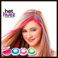 Мгновенная краска для волос Hot Huez.