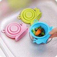 Фильтр-сетка для раковины/ванной в виде улитки