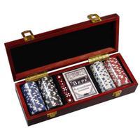 Набор для покера 29x11 см