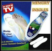 Стельки с памятью Memory Insoles