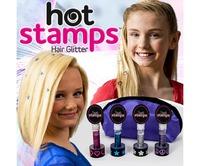 Краска-штамп для волос Hot Stamps